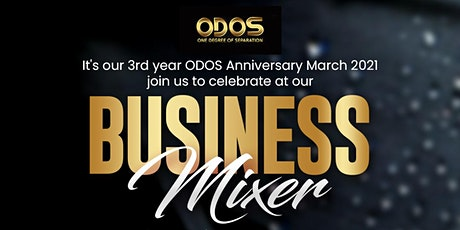 ODOS Women of Color Entrepreneur Business Mixer & March 3rd Yr Celebration tickets