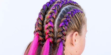 Easter Holiday hairbraiding tickets