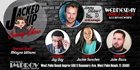 Jackie Sanchez Presents: Jacked Up Comedy Show tickets