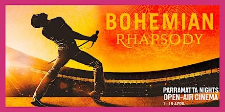 Parramatta Nights Open-Air Cinema: Bohemian Rhapsody (M) tickets