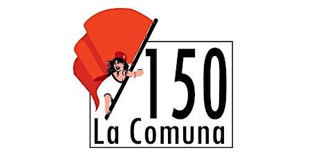 JORNADAS 150 ANIVERSARIO DE LA COMUNA DE PARÍS (ACTO INAUGURAL) entradas