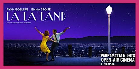 Parramatta Nights Open-Air Cinema: La La Land (M) tickets
