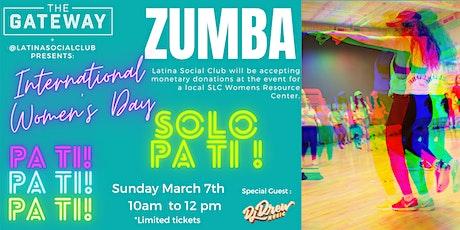 Latina Social Club presents: International Women's Day Zumba tickets