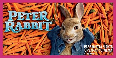 Parramatta Nights Open-Air Cinema: Peter Rabbit (PG) tickets