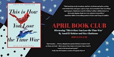 April Tuesday Book Club tickets