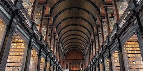 Recorrido literario virtual: Dublín, Irlanda boletos