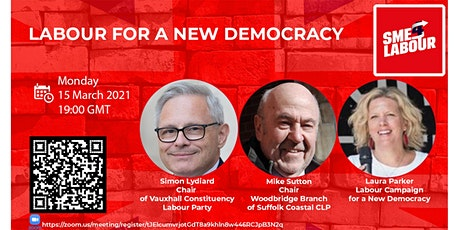 Labour for a New Democracy tickets