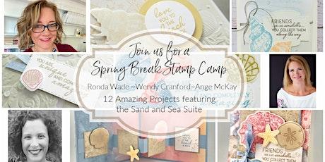 Spring Break Stamp Camp tickets