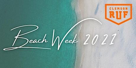 Clemson RUF Beach Week –#379 tickets