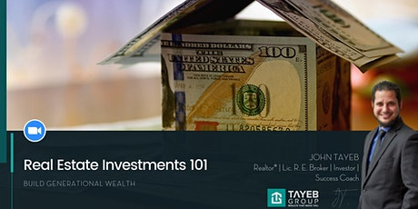 Build Generational Wealth with Real Estate tickets