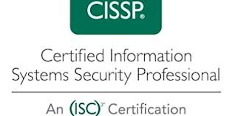 ISC2 CISSP Certification Training (Online Instructor-Led ASL Format) tickets