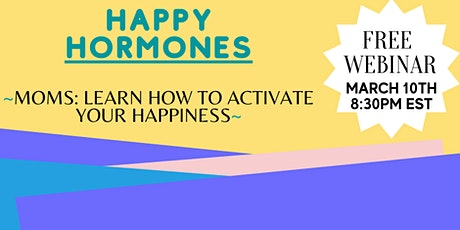 Happy Hormones tickets