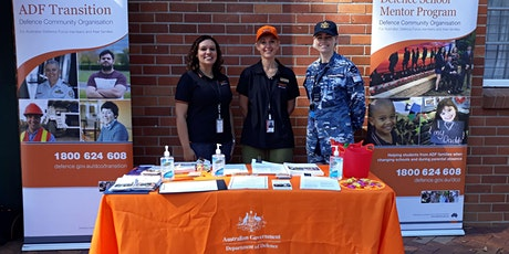 An ADF families event: DCO pop-up booth, Canungra tickets