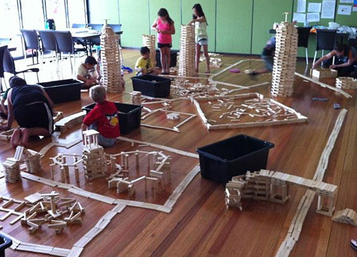 PLANKS at The Convent (Afternoon session 12-2pm) image