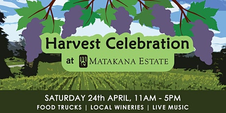 Harvest Celebration tickets