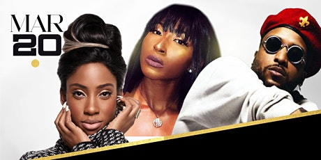 The Social - Ro James & Sevyn Streeter tickets