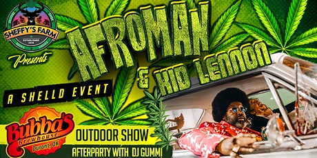 Sheffy's Farm presents a ShellD Events Production Afroman / Kid Lennon tickets