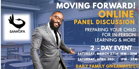 Moving Forward: Preparing Your Child for In-Person Learning & More tickets