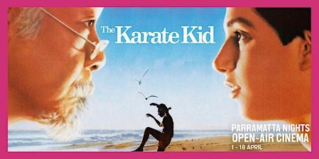 Parramatta Nights Open-Air Cinema: Karate Kid (PG) tickets
