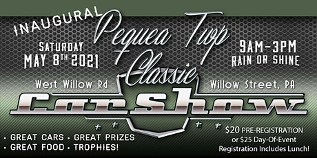 Pequea Twp Classic Car Show tickets