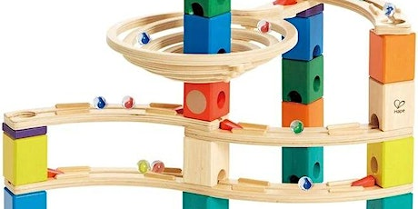 School Holidays Activities - Marble Run tickets