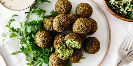 TURKISH kofte, falafel and flatbreads tickets