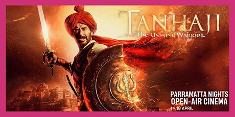 Parramatta Nights Open-Air Cinema: Tanhaji (MA15+) [Bollywood Night] tickets