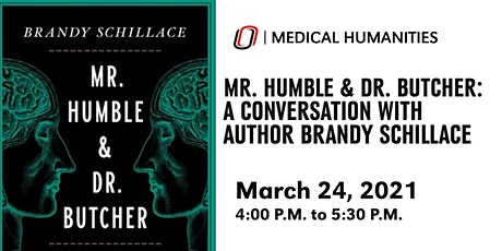 Mr. Humble & Dr. Butcher: A Conversation with Author Brandy Schillace tickets