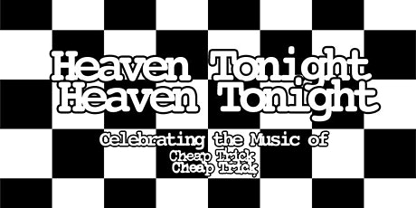 Cheap Trick Tribute by Heaven Tonight - Drive In Concert Montclair tickets