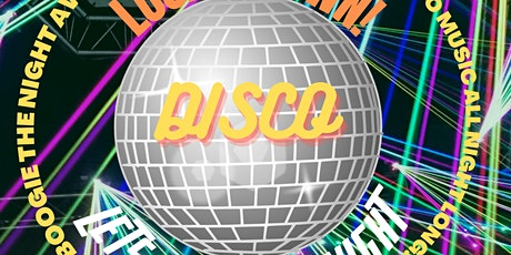 Disco - Let's Groove Tonight (Live & DJ Music) tickets