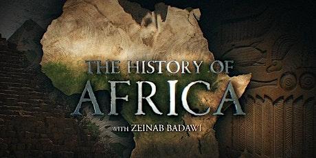 General History of Afrique_UNESCO billets