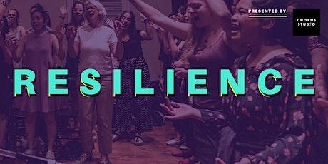 RESILIENCE: Virtual Choir Summit ingressos