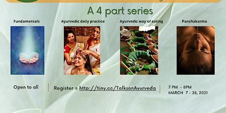 Ayurveda web series tickets