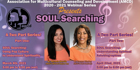 SOUL Searching:  Using Pop Culture to Understand Spirituality (Part One) Tickets