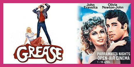 Parramatta Nights Open-Air Cinema: Grease (Sing-A-Long) (PG) tickets
