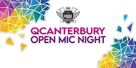 QC Open Mic Night tickets