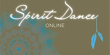 Spirit Dance (Online), 2021 tickets