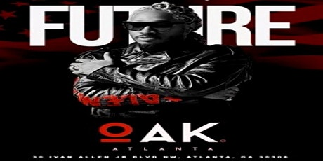 Future Pluto @ŌAKAtlanta- ONLY OFFICIAL LINK tickets