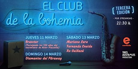 El Club de la Bohemia [Tercera Edición] entradas