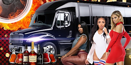 PARTY BUS w/ OPEN BAR! tickets