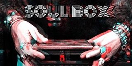 "SOUL BOX  ""LIVE""  First Show of  2021 tickets"