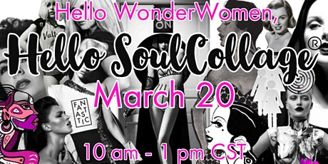 Introduction to SoulCollage  Celebrating Women tickets