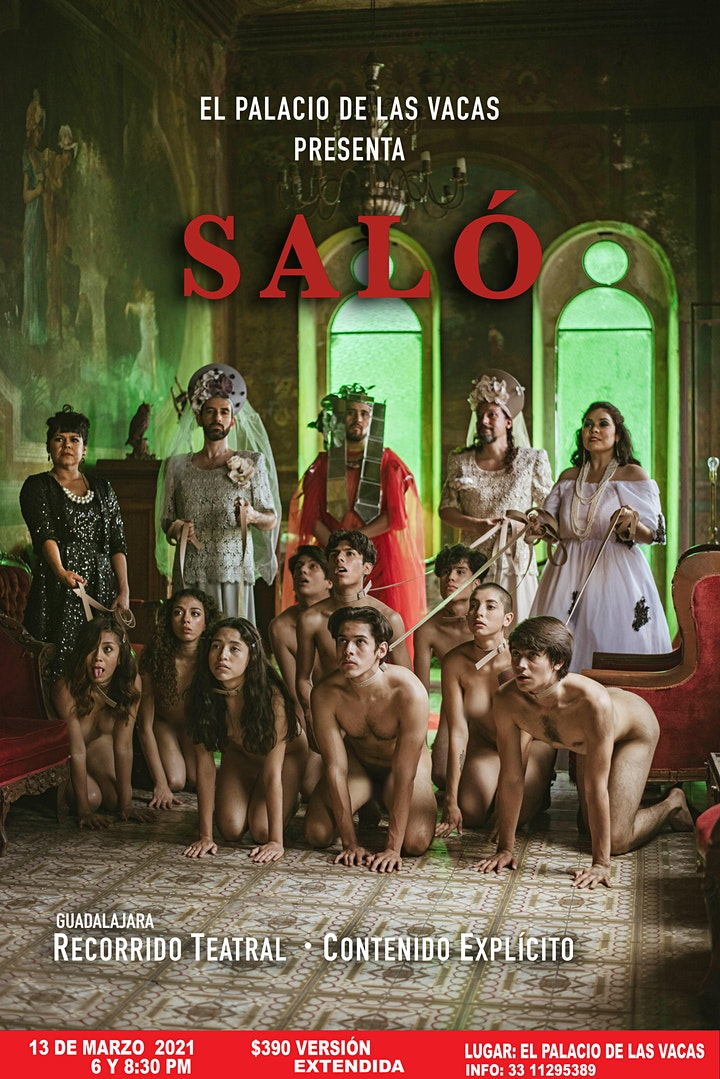 Imagen de Saló, o los 120 días de Sodoma