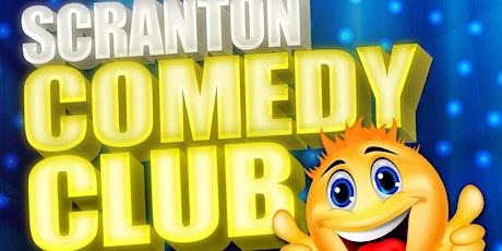 Scranton Comedy Club March 27th 2021 tickets