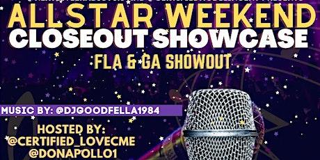 Allstar  Weekend Closeout Showcase (FLA & GA Show out) tickets