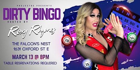 Dirty Bingo Night tickets