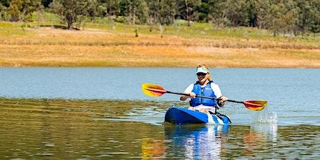 SBA Nature Adventure Day- Kayaking Event tickets