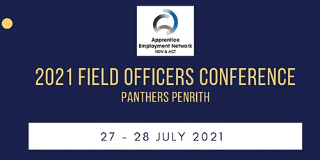 2021 AEN NSW ACT Field Officer Conference tickets