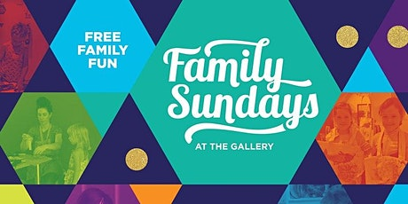 Family Sundays at the Gallery (October) tickets
