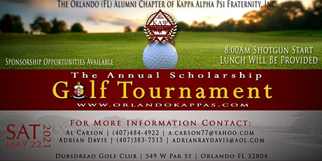 KAΨ Annual Scholarship Golf Tournament tickets